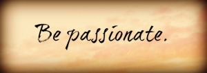 be-passionate